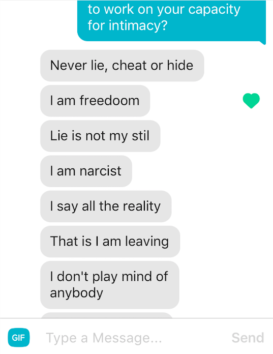 Techniques for determining who is a narcissist Screen11