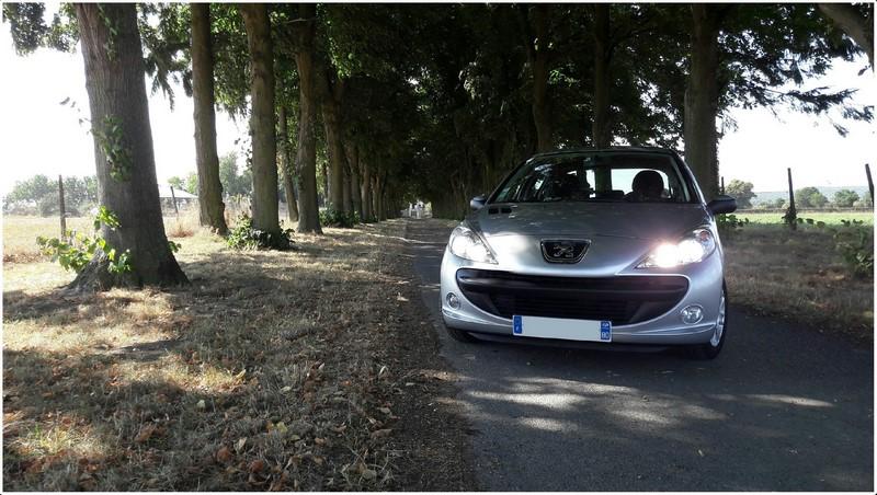 [Yogui60] Ma premiére voiture, une 206+ 1.4 HDi FAP 410