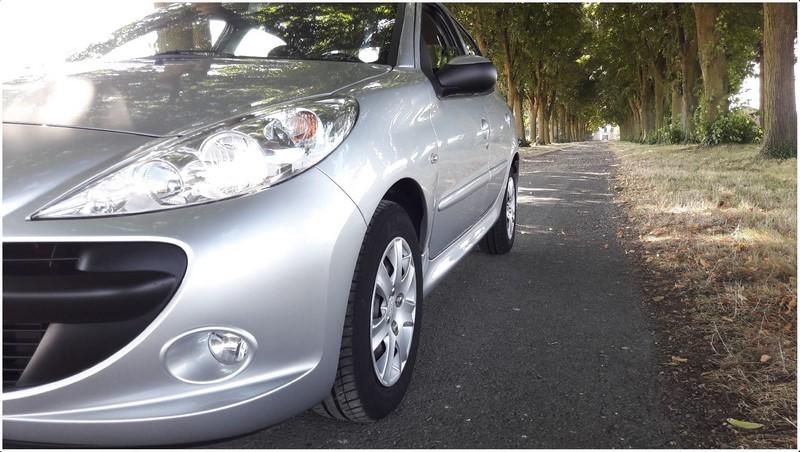 [Yogui60] Ma premiére voiture, une 206+ 1.4 HDi FAP 510