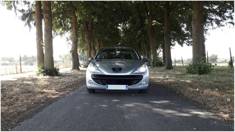 [Yogui60] Ma premiére voiture, une 206+ 1.4 HDi FAP 610