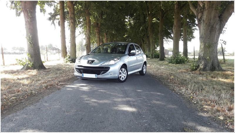 [Yogui60] Ma premiére voiture, une 206+ 1.4 HDi FAP 810