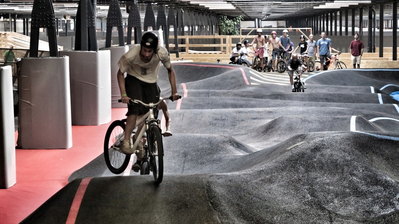 Stride Bikepark indoor Strasbourg Image11