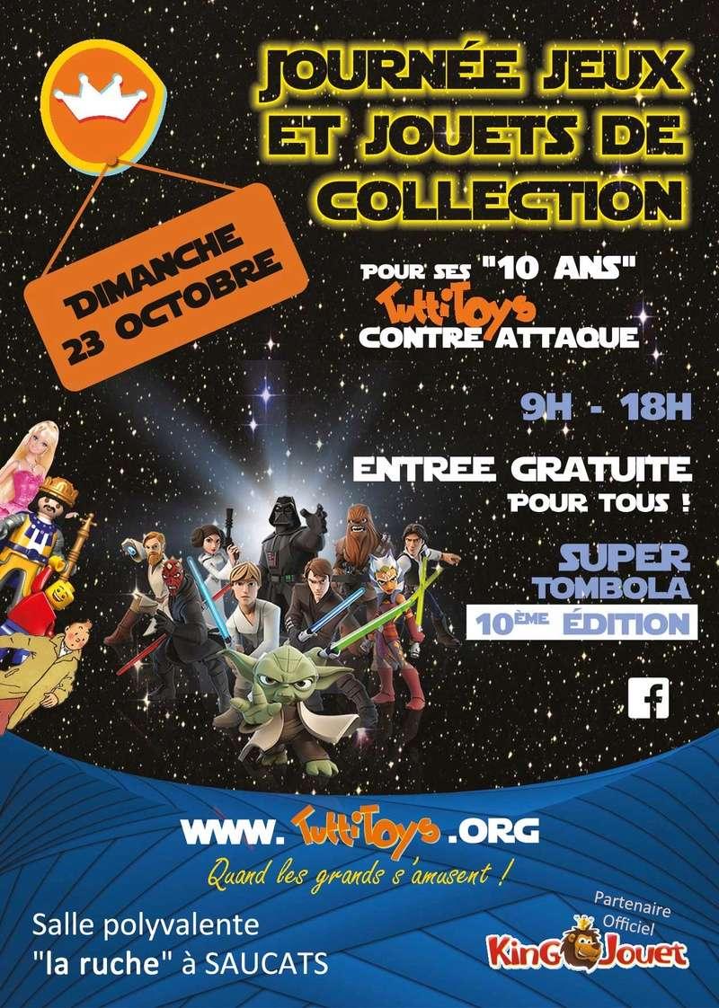 Exposition jouets Star Wars Région BORDEAUX 23 oct.16 Tuttit10