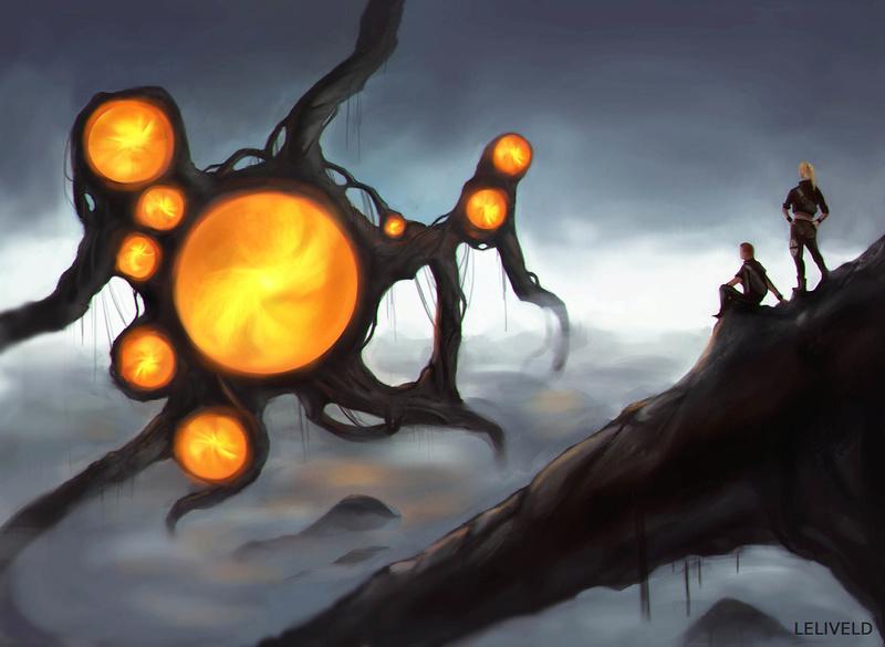 Illustrations de Jari (aka Odilion)  Portal10