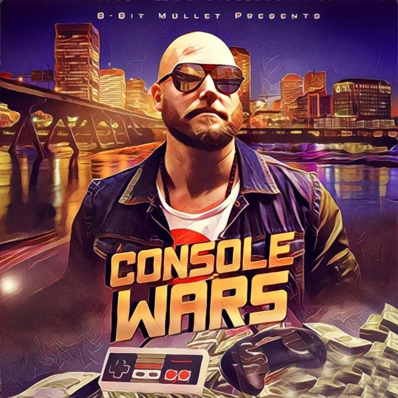 Console Wars: DJ 8-Bit Mullet's new mixtape Consol10