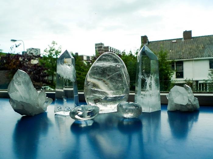 Wat doen jullie met de kristallen die je hebt? L1060410