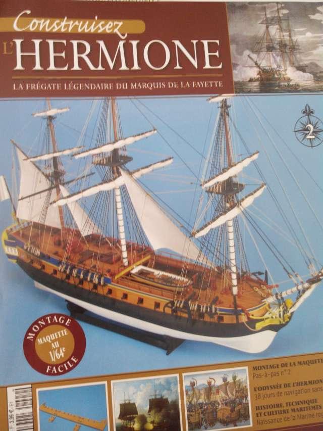 Frégate Hermione (Hachette 1/64°) par Lila33 Img_2011