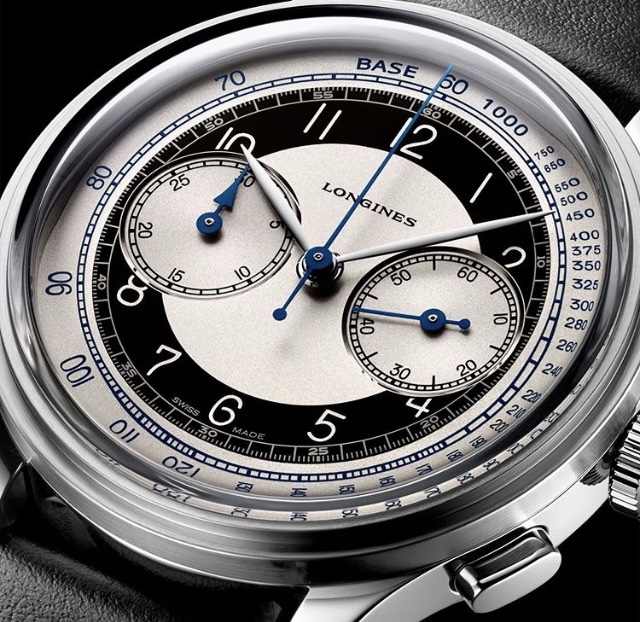 Nouvelle Longines Flagship Heritage  6fdd0010