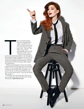 Millie Rose Loggie- Tatler Magazine (May 2014) Khc7nr10