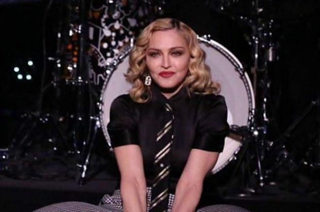 Madonna Madonn12