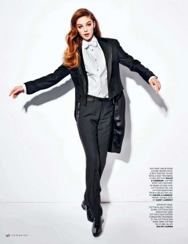 Millie Rose Loggie- Tatler Magazine (May 2014) Ue6hmu10
