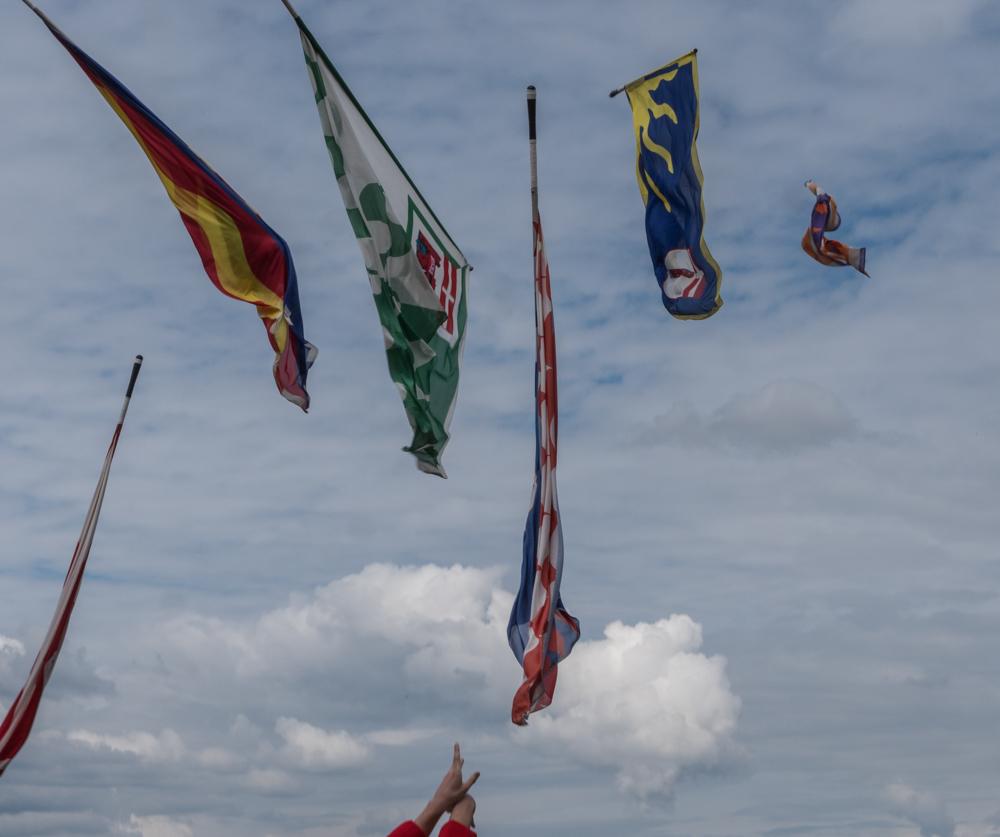 Lanceurs de drapeaux  Lanceu13