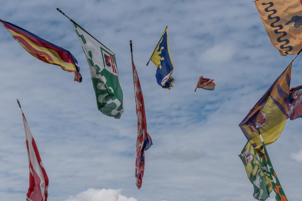 Lanceurs de drapeaux  Lanceu15