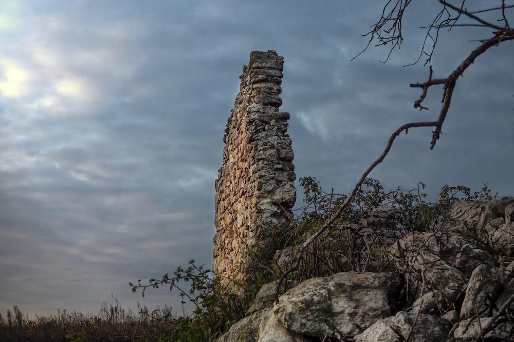 Une ruine délabrée  Ruine_10