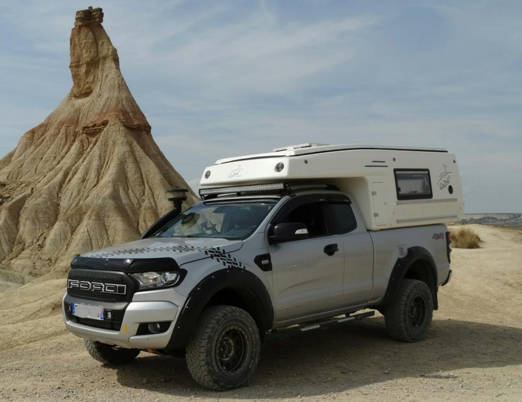 Ensemble gazell et Ford 37 000 kms 20200211