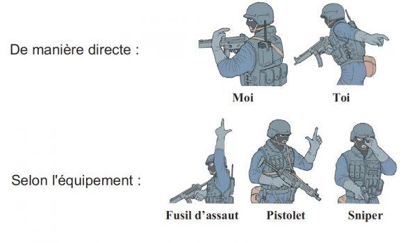 Langage des signes en airsoft As-ide10