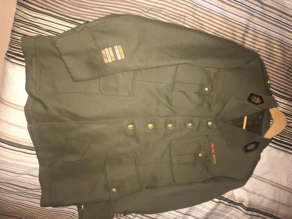 Vareuse service de santé Lieutenant colonel Img_2012