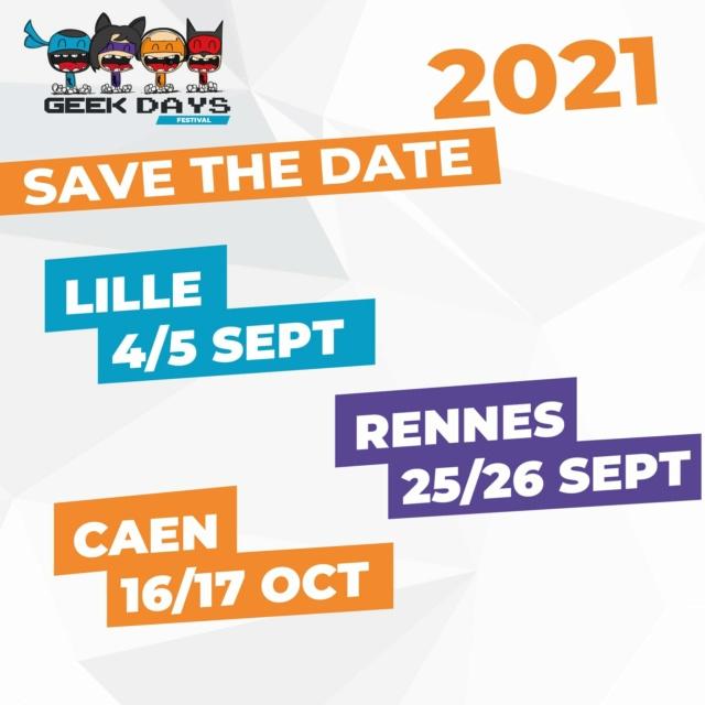 geek days à l'automne 2021 12945111