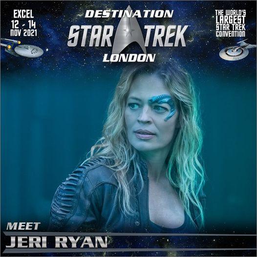 Destination Star Trek London novembre 2020 20645110