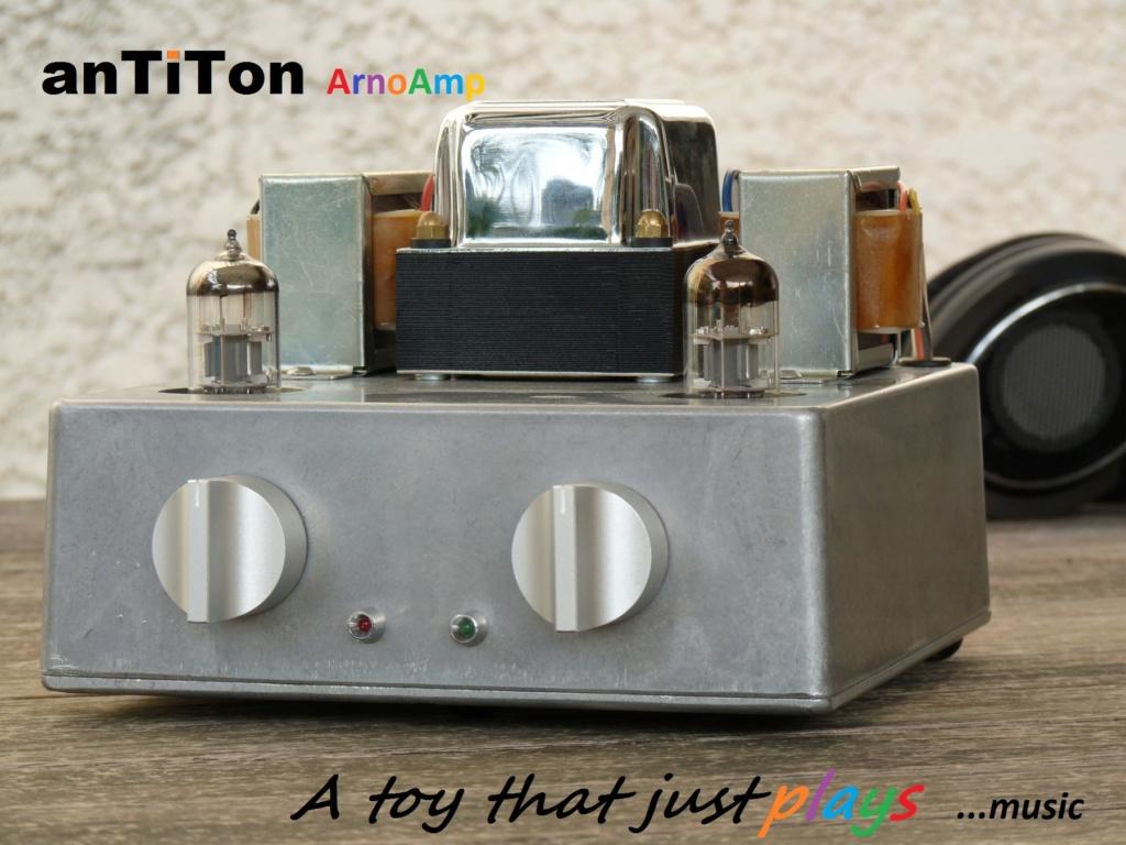 1/4 parte de watt com um som maravilhoso Arno_110