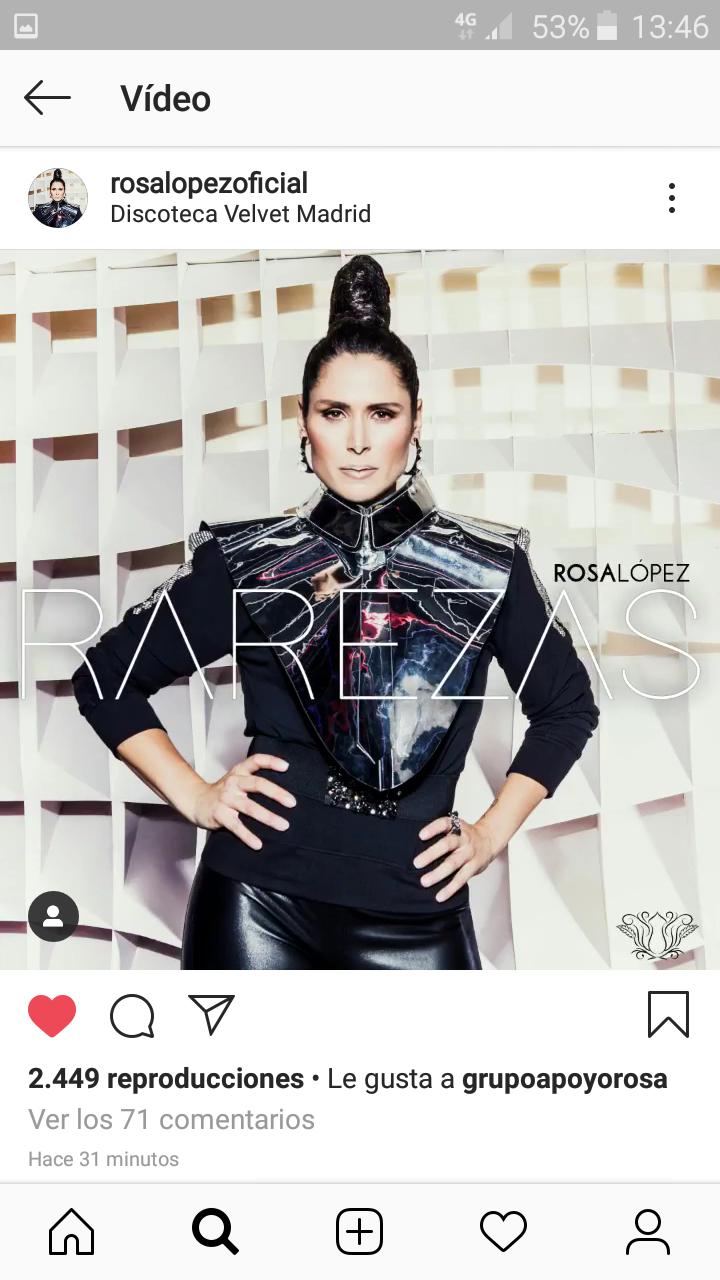 "Rosa López >> Single ""Vacío"" - Página 22 Screen11"