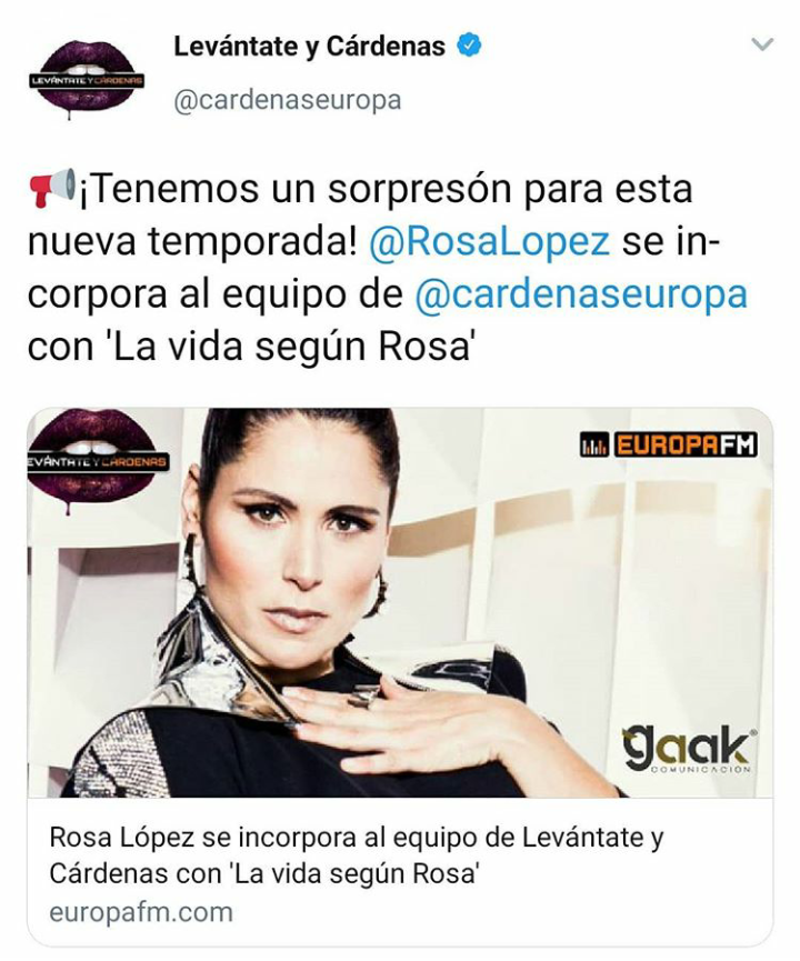 "Rosa López >> Single ""Vacío"" - Página 23 Screen12"