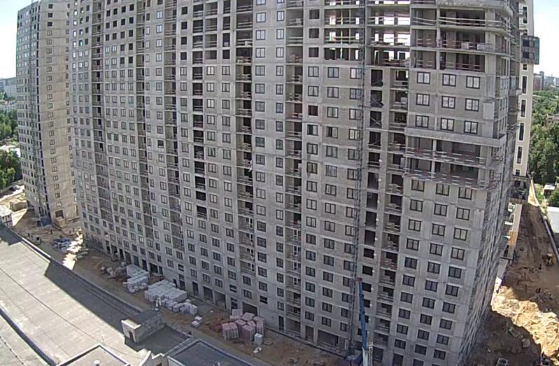"""Веб-камеры на площадке строительства ЖК """"Нормандия"""" - Страница 14 11211"""