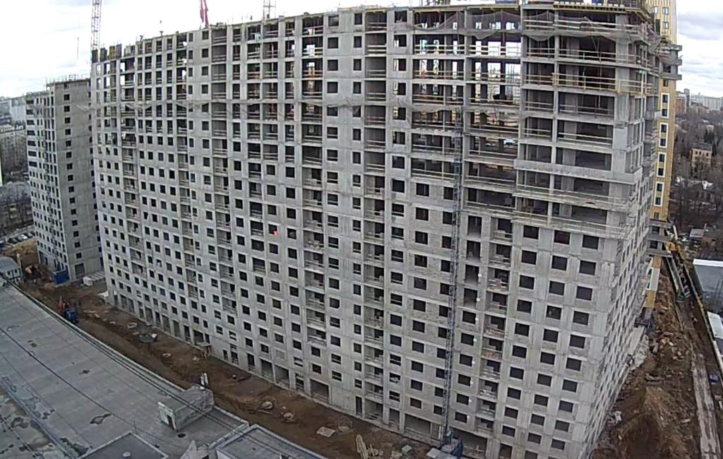 """Веб-камеры на площадке строительства ЖК """"Нормандия"""" - Страница 12 113"""