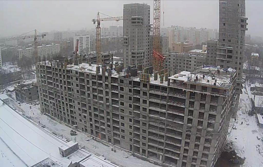 Строительство 4 корпуса 13_12_12