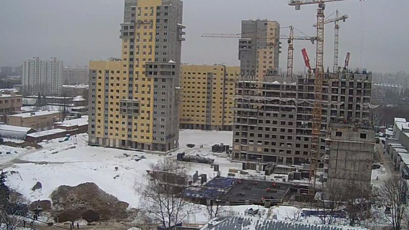 Строительство 3 корпуса  - Страница 2 20111