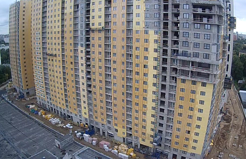 """Веб-камеры на площадке строительства ЖК """"Нормандия"""" - Страница 15 222210"""