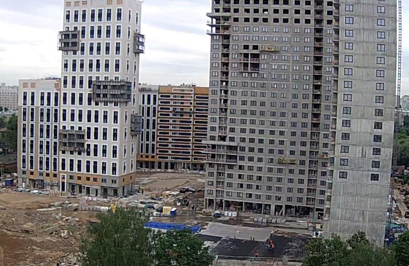 """Веб-камеры на площадке строительства ЖК """"Нормандия"""" - Страница 14 22222212"""