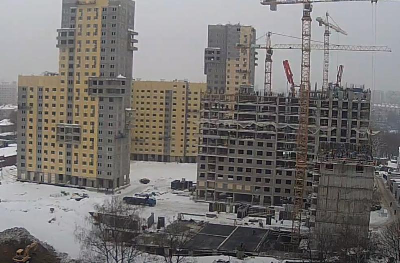 """Веб-камеры на площадке строительства ЖК """"Нормандия"""" - Страница 10 88877710"""
