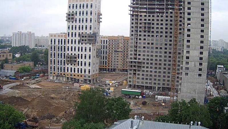 """Веб-камеры на площадке строительства ЖК """"Нормандия"""" - Страница 14 Gpxoia10"""