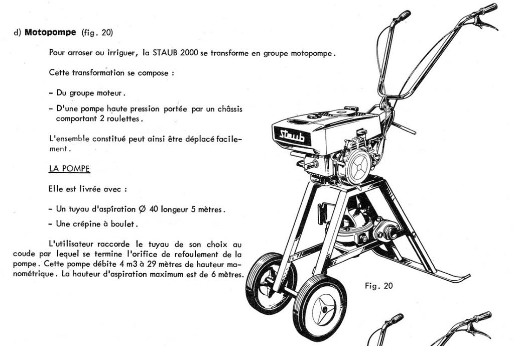 2000 - (Recherche) Attelage complet et pompe pour staub 2000 Captur10