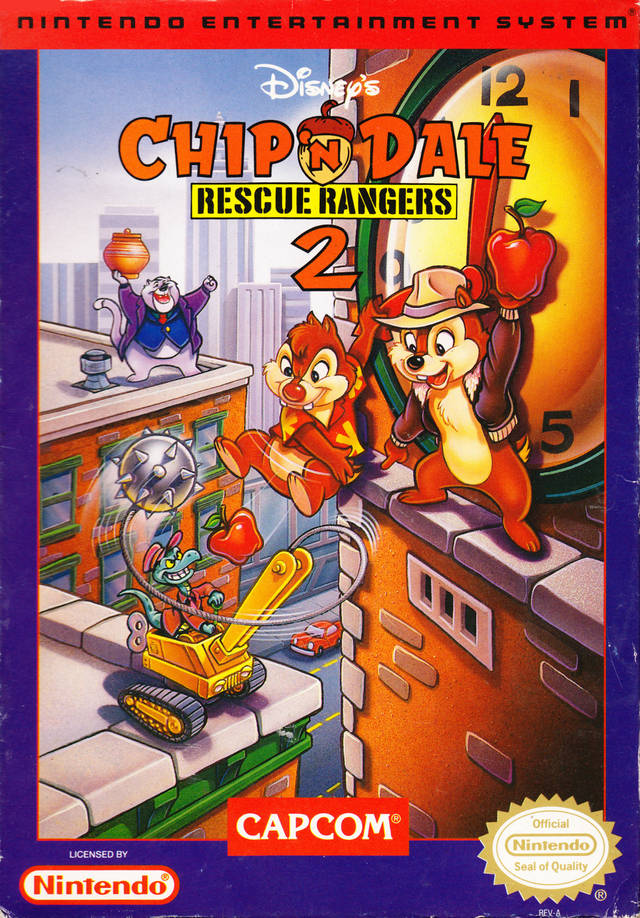 (Review OldSchool Digger) Disney's Chip'n Dale: Rescue Rangers 2 Chipda10