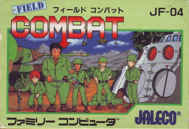 (Review) Field Combat (NES) Fieldc10
