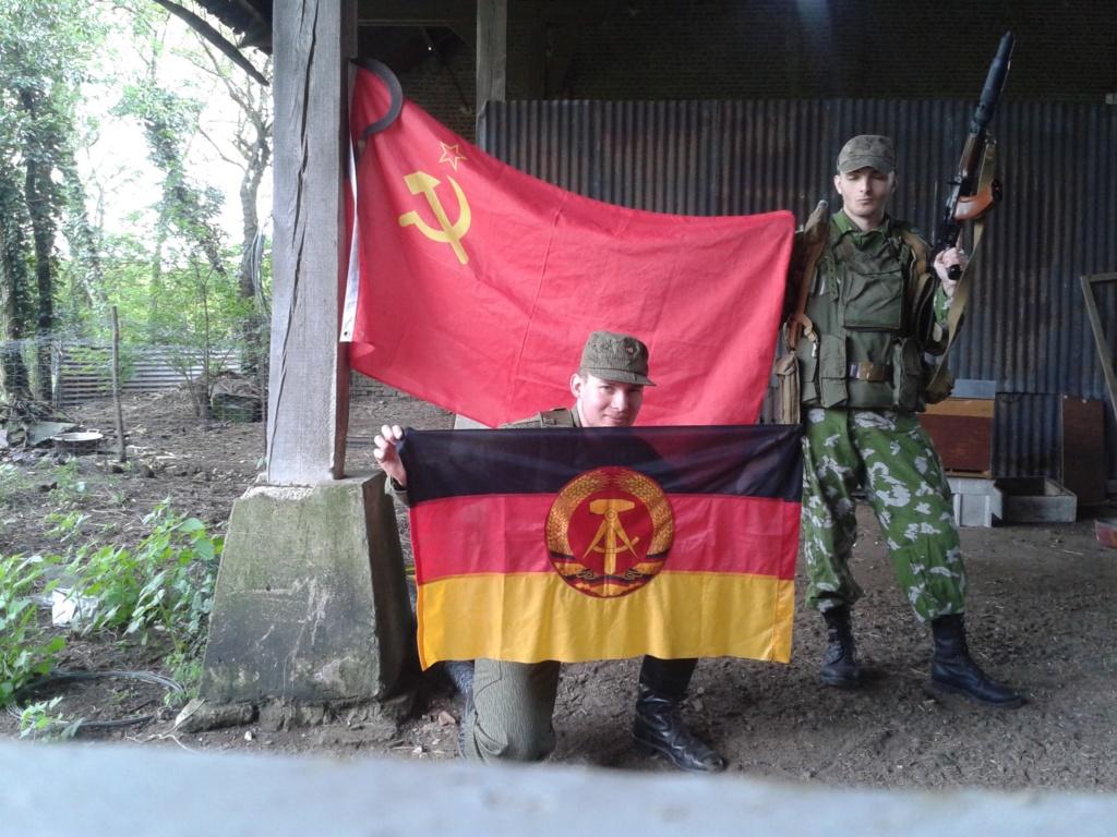 Manoeuvres communes URSS/NVA 20150523