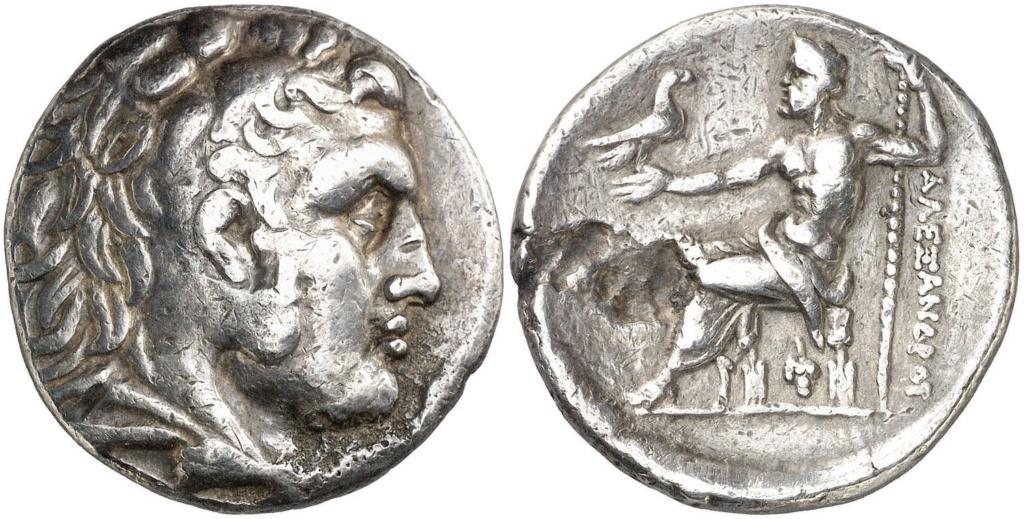Tetradracma Alejandro III Magno (336-323 a.C.) Tetrad10