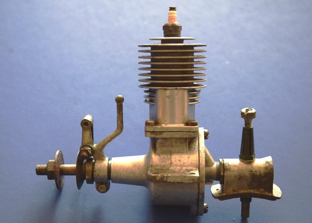 Old Parts & Engine Identification Sie110
