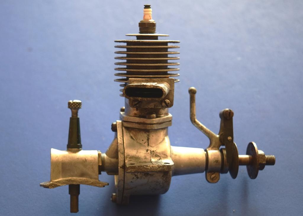 Old Parts & Engine Identification Sie210