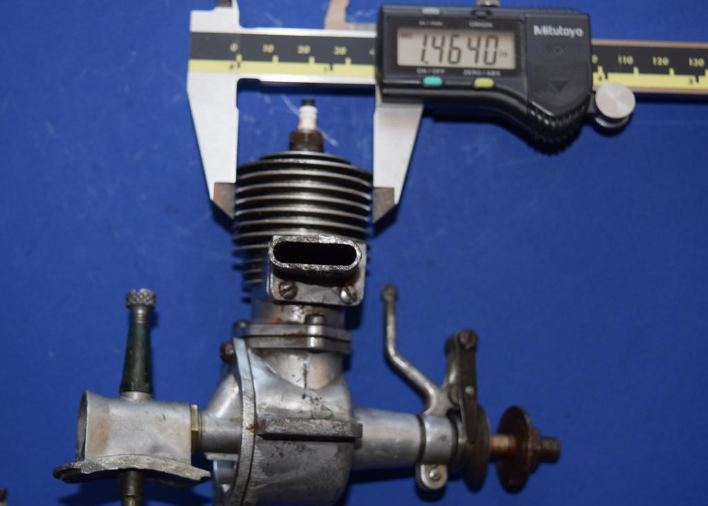 Old Parts & Engine Identification Sie310