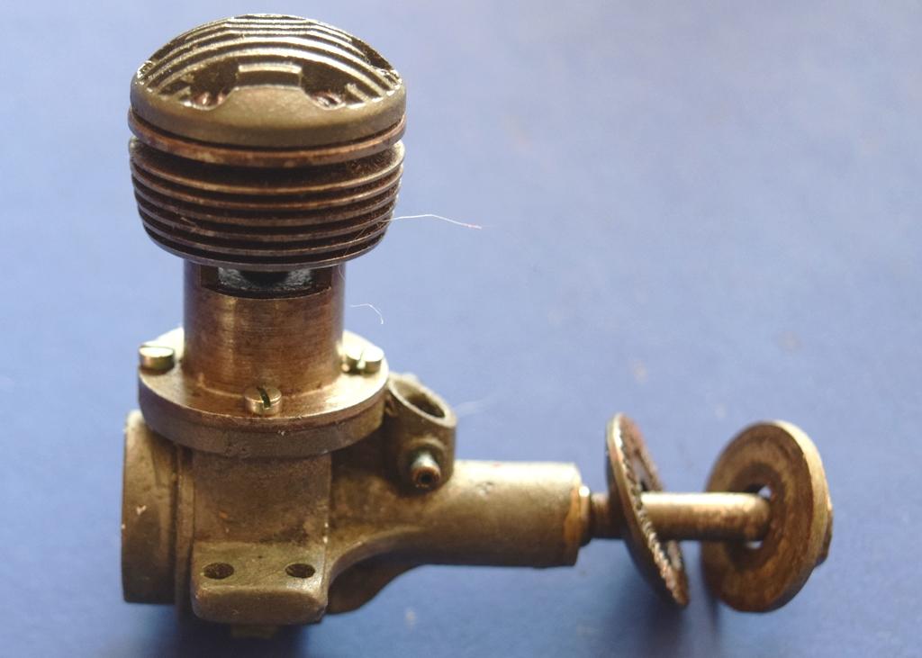 Old Parts & Engine Identification Ue110