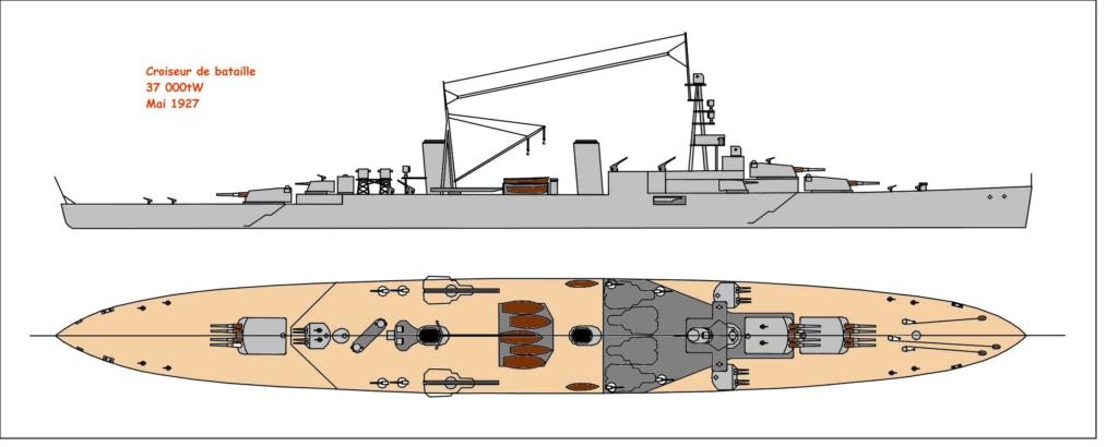Projet fictif d'un porte avion Français inspiré du Joffre - Page 2 Battle11