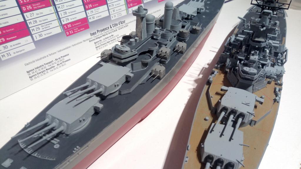 USS MONTANA maquette RC 1/400 P_201936