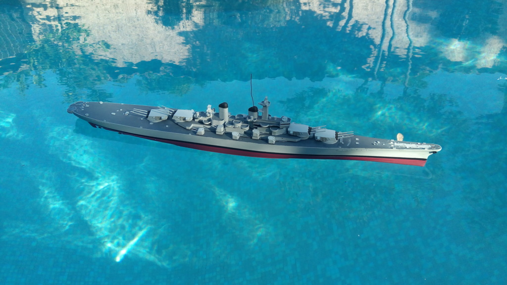 USS MONTANA maquette RC 1/400 - Page 2 P_201941