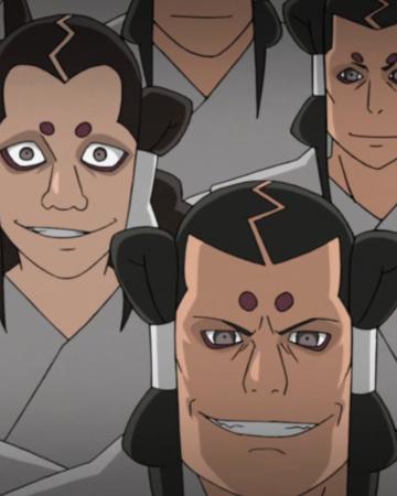 Olha a cara dos integrantes comuns do Clã Kaguya, parecem todos irmãos do Again. Membro10