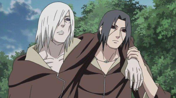Itachi e Kimimaro eram as reencarnações originais Indra e Ashura parte 1. Teste11