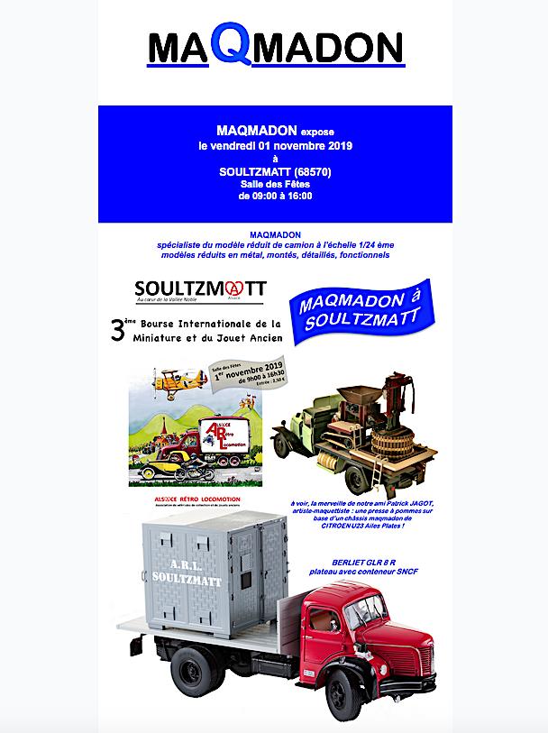 Bourse de SOULTZMATT (68) 010
