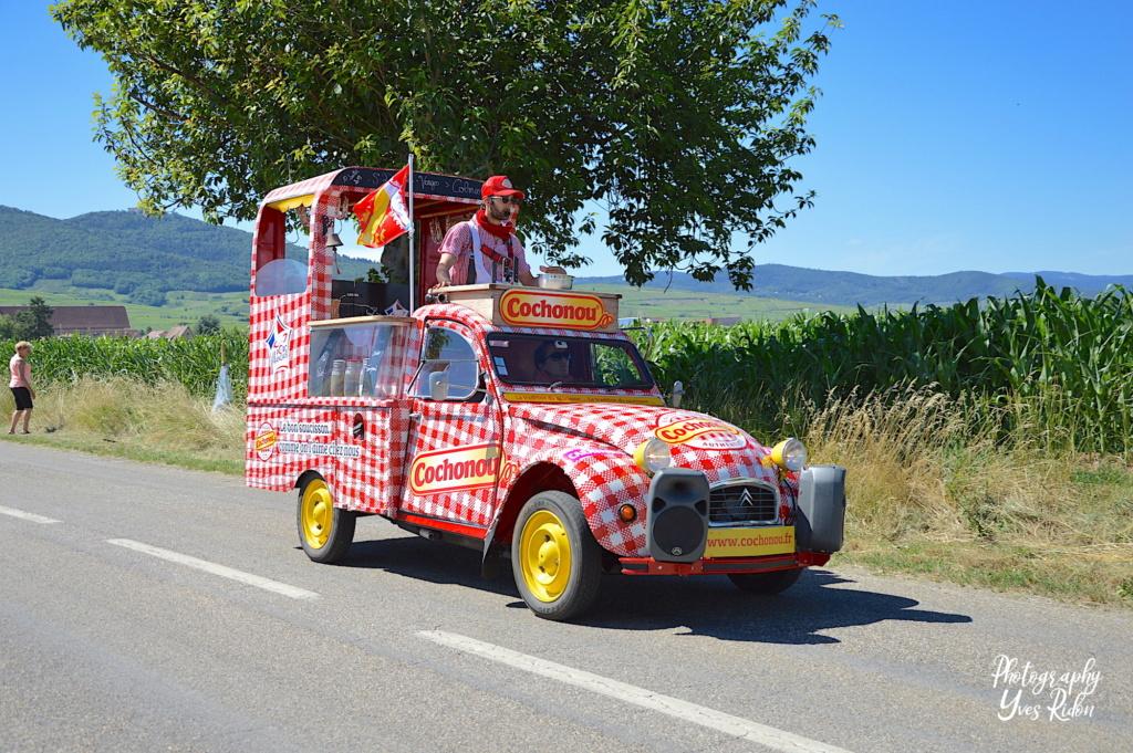 D'autres Citroën dans le Tour ... Cochon10